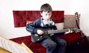 Çocuklar için Gitar Dersleri itri müzik okulu