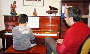 Çocuklar için Piano Dersleri itri müzik okulu
