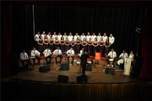 Türk halkm müziği korosu